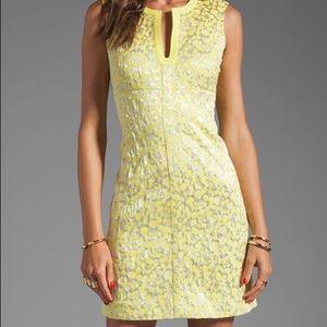 Diane Von Furstenberg 'Sandine' Jacquard Dress
